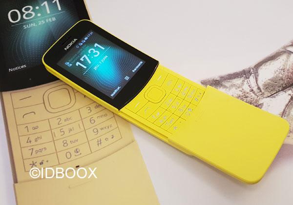 Nokia 8110 précommande