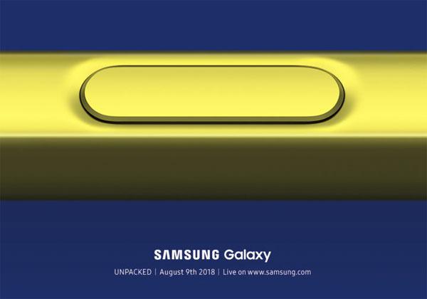Samsung Galaxy Note 9 tout ce qu'il faut savoir