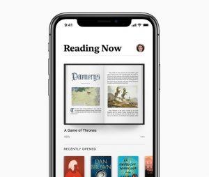 apple books ebooks ios12 2018