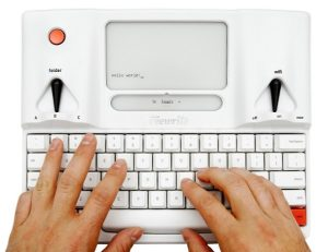 freewrite machine a ecrire connectee