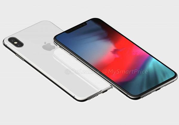 iPhone X 2018 des schémas dévoilent les smartphones