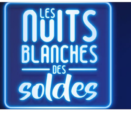 nuits blanches des soldes