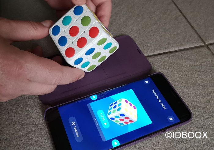 Cube Tastic Appli comme le Rubikscub