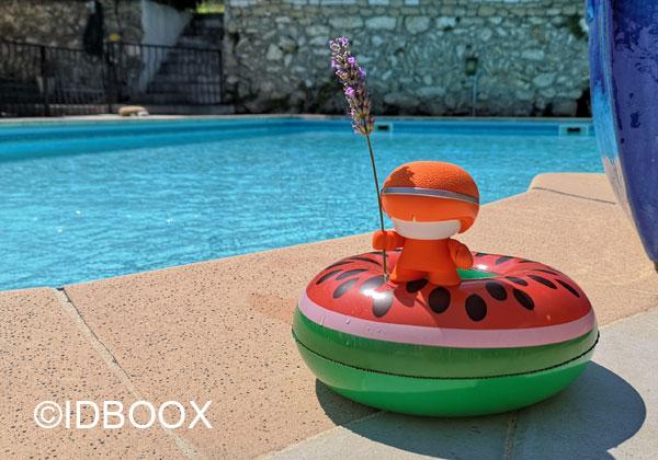 Enceinte Xoopar Boy parfaite pour l'été