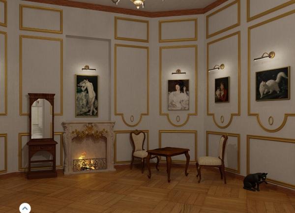 Les Chats dans l'Histoire de l'Art expo