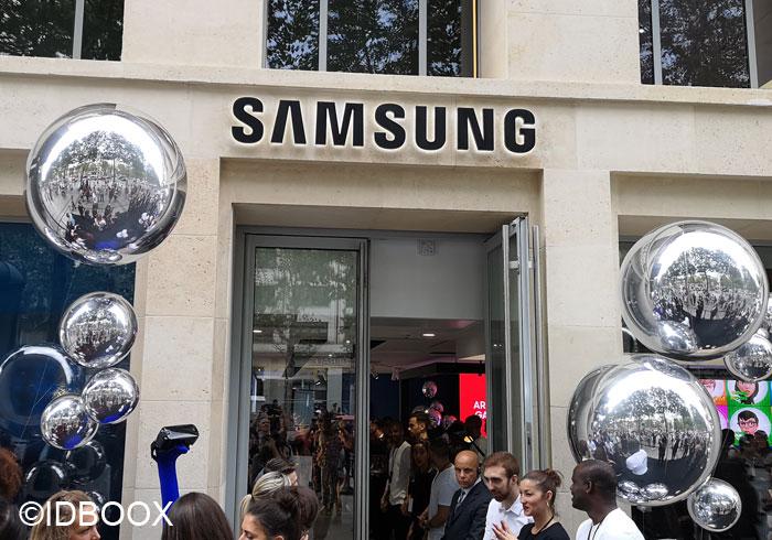 Samsung Galaxy A9 Pro avec 4 capteurs photo