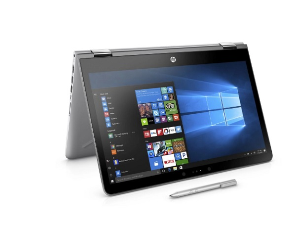 hp pavillon x360 bon plan