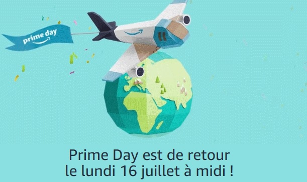 prime day amazon bon plan 2018