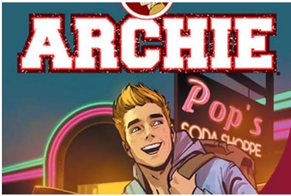 archie comics motion spotify