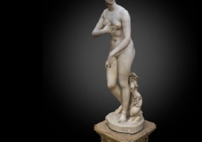 galerie uffizi sculptures 3d