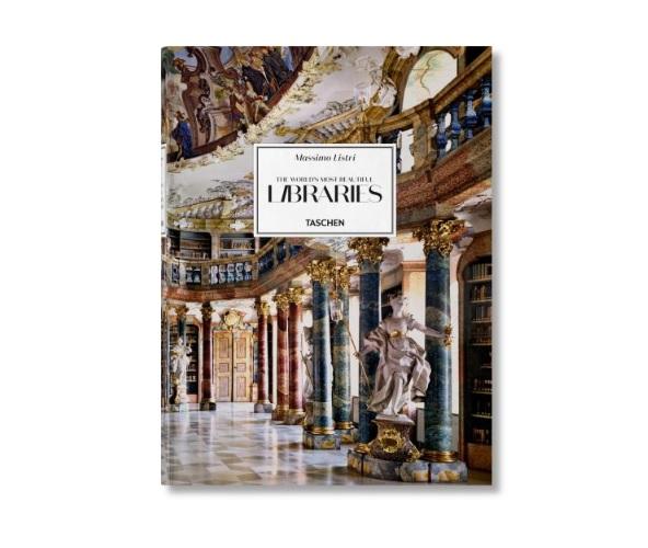 les plus belles bibliothèques du monde massimo listri livre