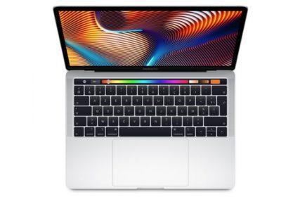 macbook pro touch bar 2018