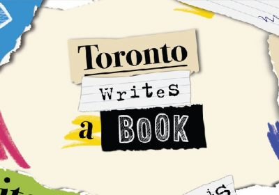 toronto writes a book