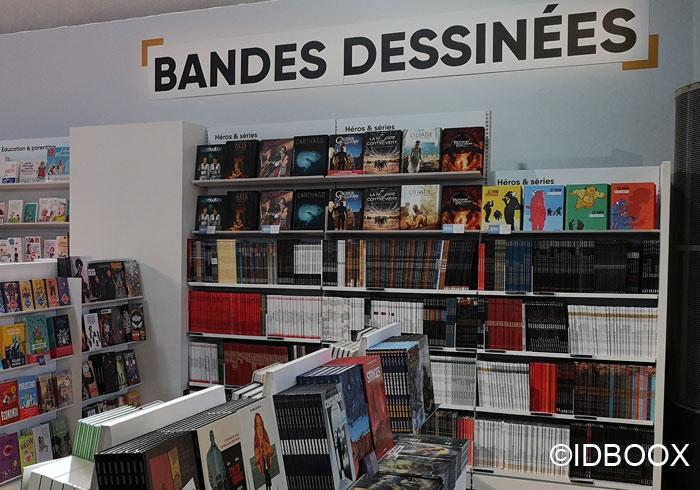 marché bande dessinée 2018