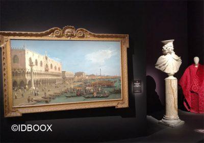 Expo Eblouissante Venise au Grand Palais