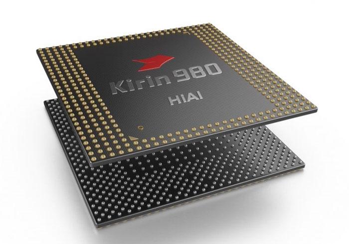 Processeur Huawei Kirin 980