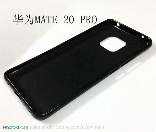 Huawei Mate 20 Pro coque de protection