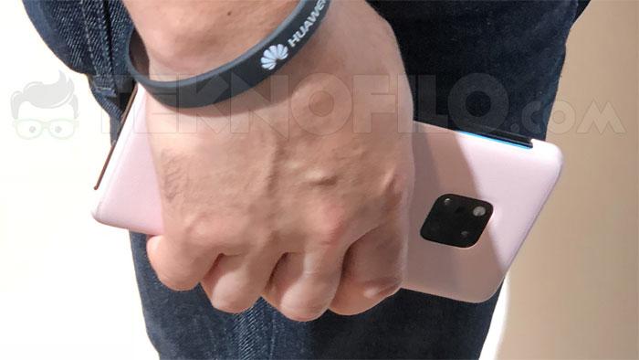 Huawei Mate 20 Pro caméra carrée