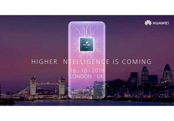 Huawei Mate 20 Pro intelligence artificielle et Kirin 980