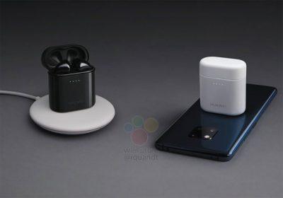 Huawei Mate 20 de nouveaux visuels presse