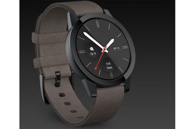 Snapdragon Wear 3100 pour montres connectées