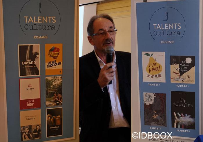 Rentrée littéraire 2018 Talents Cultura 2018