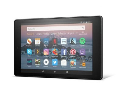 amazon fire hd8 tablette