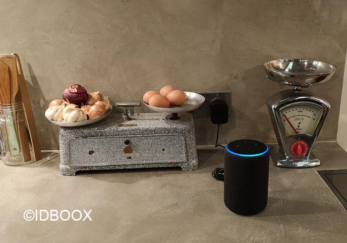 Amazon Echo les bornes connectées Alexa 2018