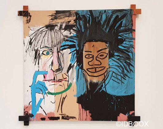 Expo Basquiat Fondation Louis Vuitton
