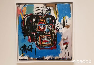 prolongation expo basquiat