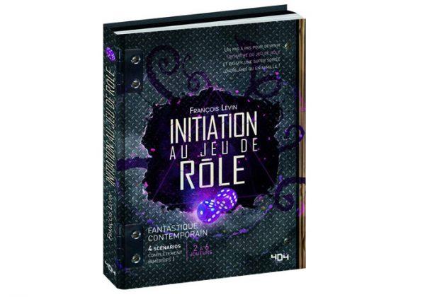 Guide d'initiation jeu de rôle