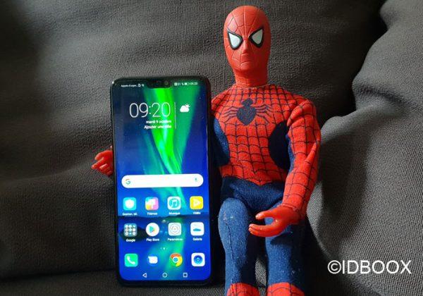 Honor 8X test sans concessions d'un grand smartphone