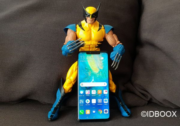 Huawei MAte 20 Pro la recharge rapide
