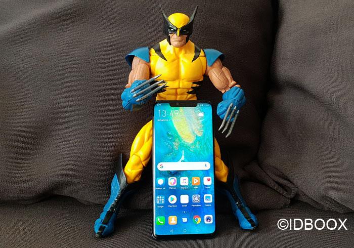Huawei MAte 20 Pro bon plan