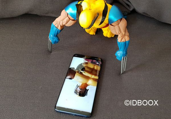 Huawei Mate 20 Pro capteur facial 3D