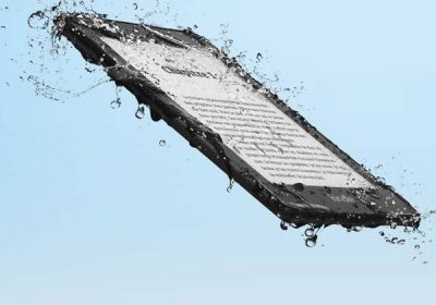 Kindle Paperwhite 2018 est étanche