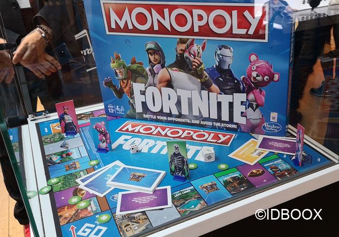 Monopoly Fortnite par Hasbro
