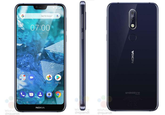 Le Nokia 7.1 en avance sur Amazon