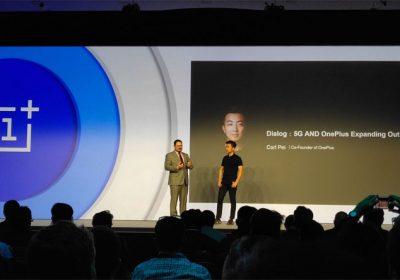 OnePlus premier smartphone 5G en 2019