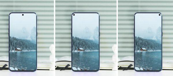 Samsung Galaxy A8s dévoilé le 12 décembre