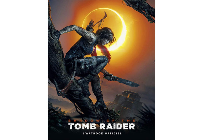 Shadow Of The Tomb Raider jeu video livre