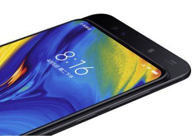 Xiaomi Mi Mix 3 un vrai monstre de puissance