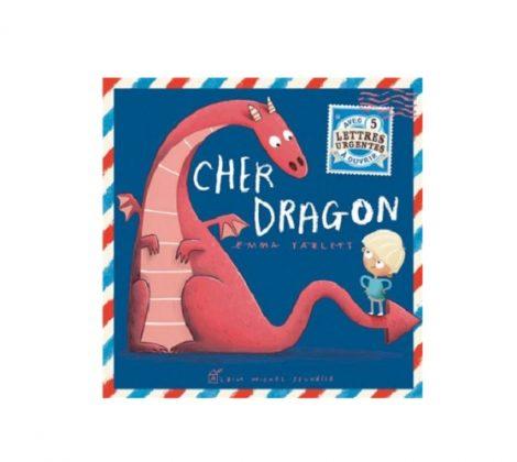 cher dragon livre enfants