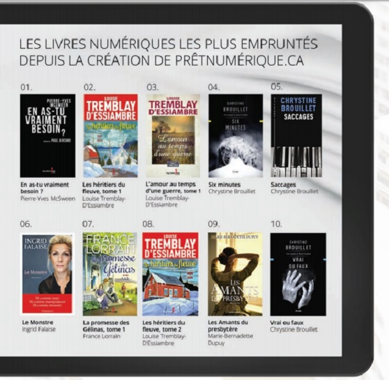 quebec pret ebooks