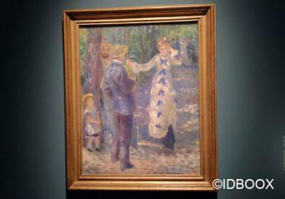 Expo Renoir Père et fils au Musée d'Orsay