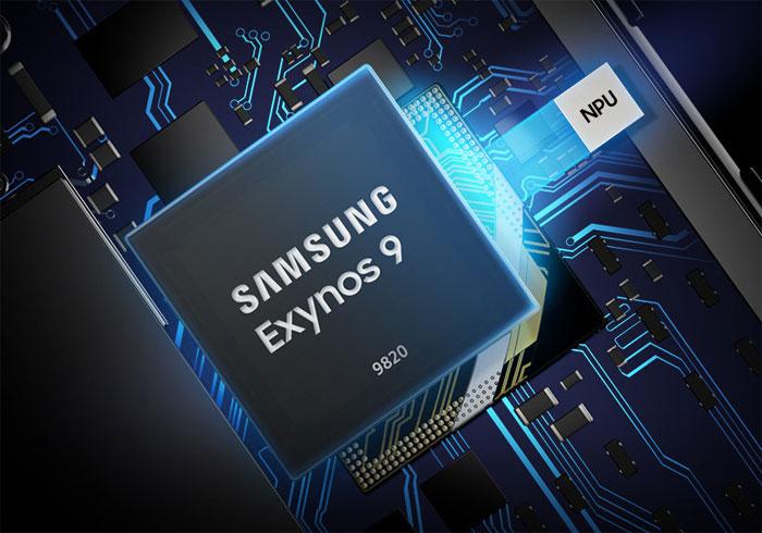 Galaxy S10 et son processeur Exynos 9820