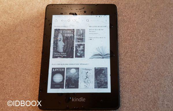Black Friday Amazon baisse de prix sur les derniers Kindle Paperwhite