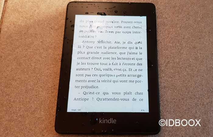 bon plan kindle paperwhite