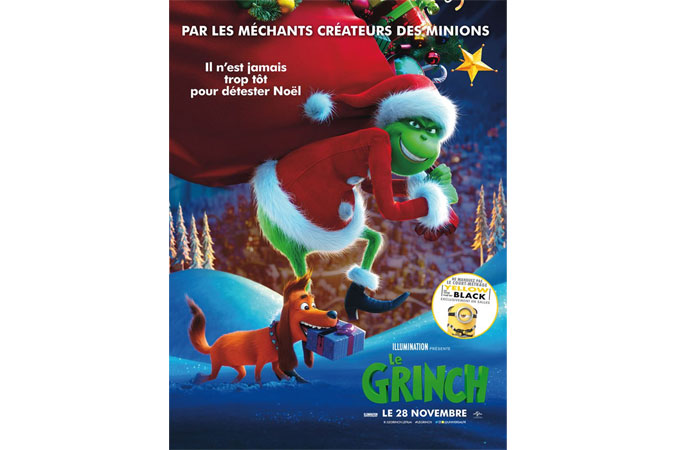 Le Grinch critique du film
