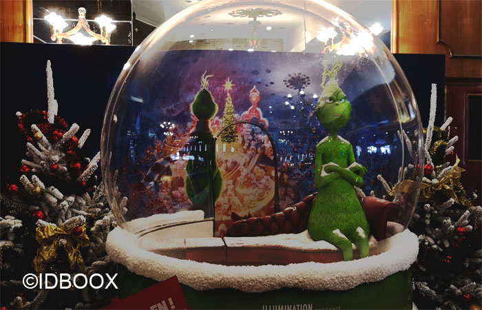 Le Grinch le film au grand rex